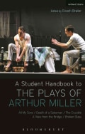 A Student Handbook to the Plays of Arthur Miller: All My Sons/ Death of a Salesman/ The Crucible/ A View from the... (Hardcover)
