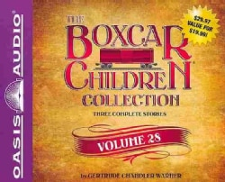 The Boxcar Children Collection: The Summer Camp Mystery / the Copycat Mystery / Te Haunted Clock Tower Mystery (CD-Audio)
