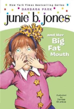 Junie B. Jones and Her Big Fat Mouth (Paperback)