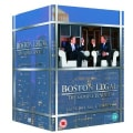 Boston Legal: Seasons 1-5 (DVD)