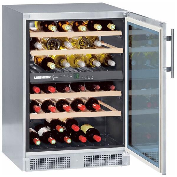 Liebherr Freestanding Wine Storage Cabinet