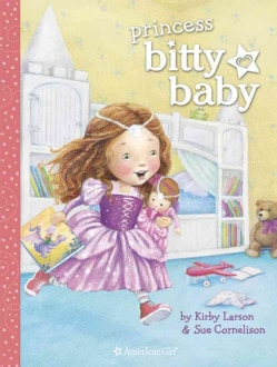 Princess Bitty Baby (Hardcover)