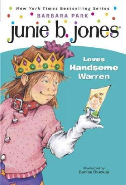 Junie B. Jones Loves Handsome Warren (Paperback)