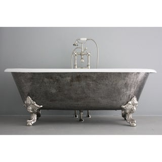 'The Chesterton' from Penhaglion 72-inch Cast Iron Bathtub