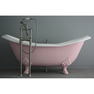 'The Mount Grace' from Penhaglion 73-inch Cast Iron Bathtub