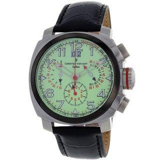 Christian Van Sant Men's Grand Python Watch