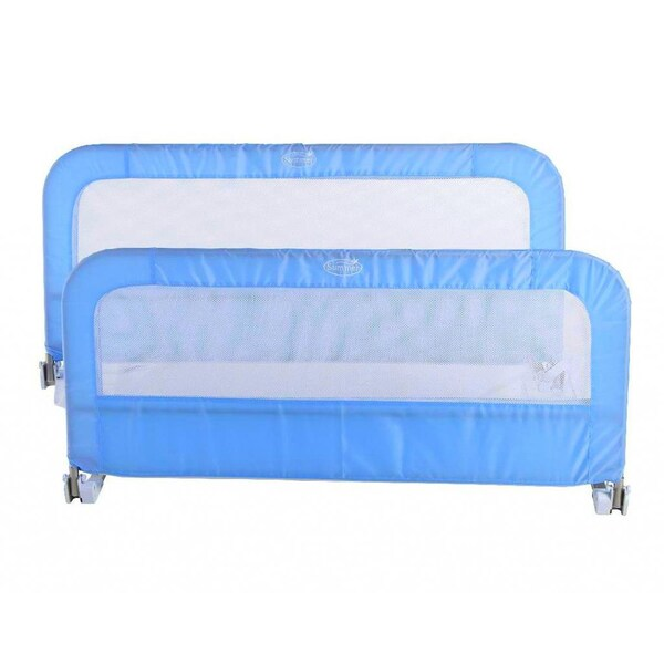Summer Infant Sure & Secure Blue Double Bed Rail