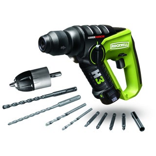 12V LithiumTech H3 3-in-1 Rotary Hammer SDS Drill