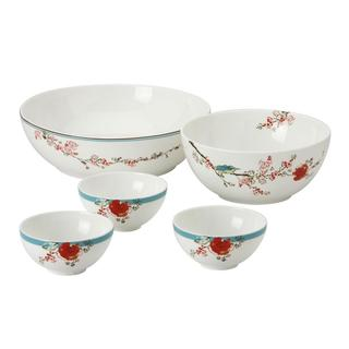 Lenox Chirp Dish it Out Bowls (Set of 5)