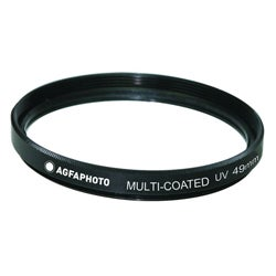 Agfa 49mm Digital Multi Coated Ultra Violet (UV) Filter (Protector)
