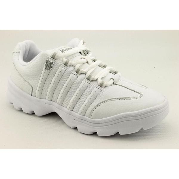 K Swiss Men's 'Altezo III' Leather Casual Shoes