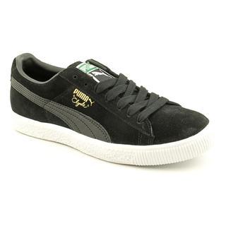 Puma Men's 'Clyde Script' Regular Suede Casual Shoes (Size 7)