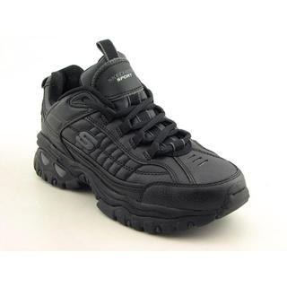 Skechers Sport Men's 'Energy-After Burn' Leather Athletic Shoe (Size 8.5)