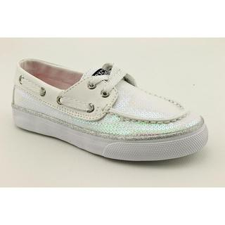 Sperry Top Sider Girl (Youth)'s 'Bahama' Fabric Casual Shoes