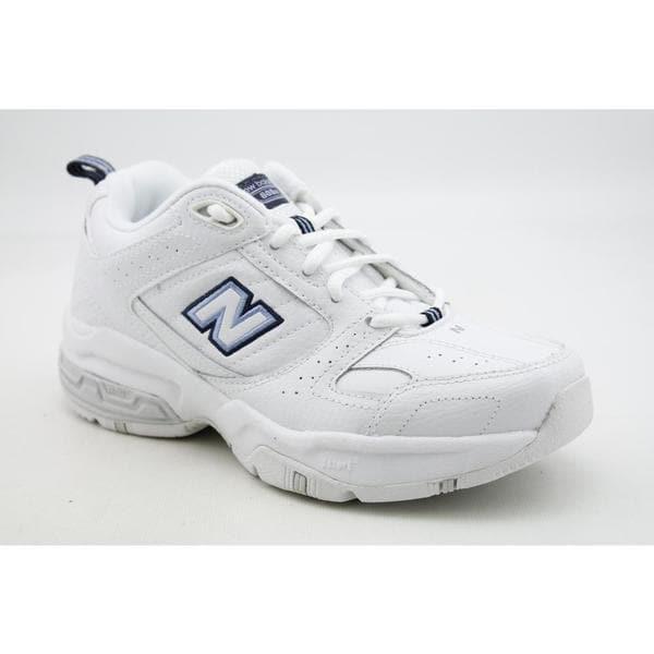 New Balance Women's '608V2' Leather Athletic Shoe (Size 8.5)