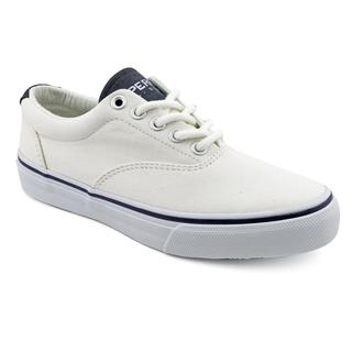 Sperry Top Sider Men's 'Striper CVO' Canvas Casual Shoes (Size 7.5)