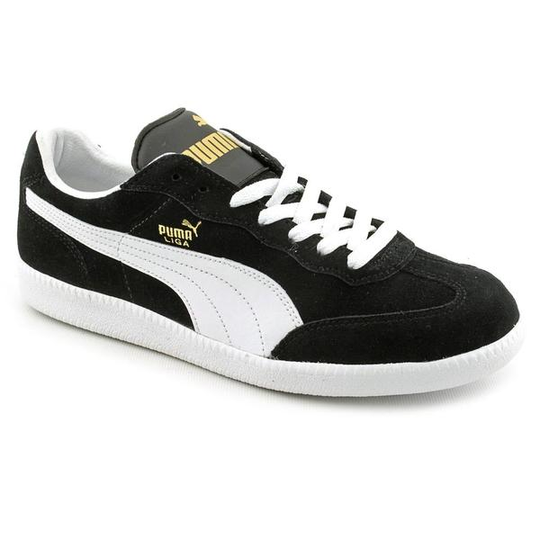 Puma Men's 'Liga' Regular Suede Athletic Shoe