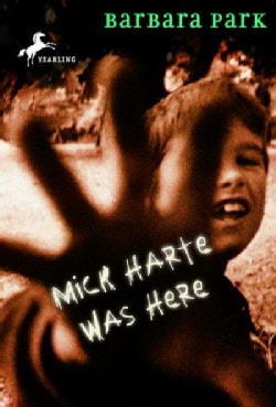 Mick Harte Was Here (Paperback)