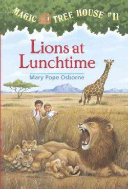 Lions at Lunchtime (Paperback)
