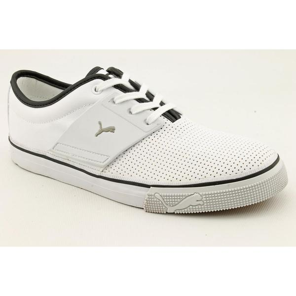 Puma Boy (Youth)'s 'El Ace' Man-Made Casual Shoes