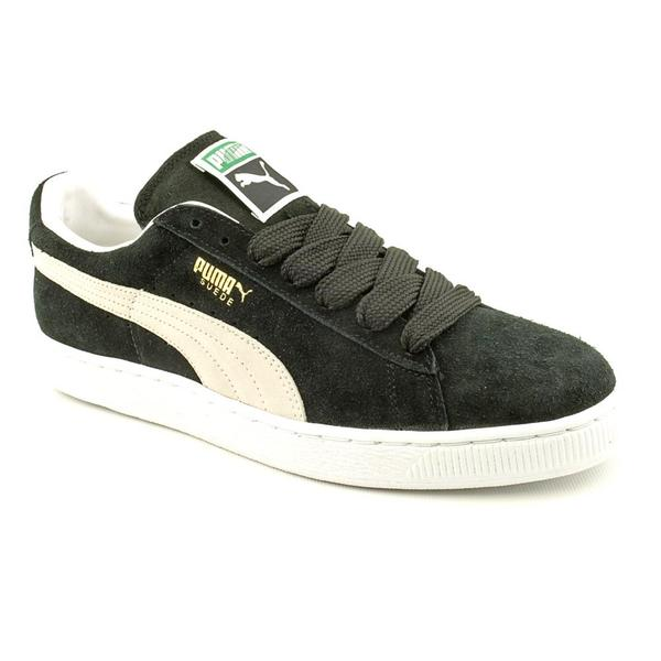 Puma Men's 'Suede Classic Eco' Regular Suede Casual Shoes