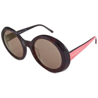 Kate Spade Women's Graceann Round Sunglasses