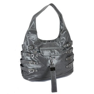 Ann Creek Metallic Hobo Bag