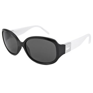 Lacoste Men's/Unisex L506S Rectangular Plastic Sunglasses