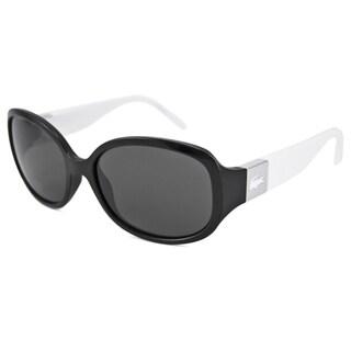 Lacoste Men's/Unisex L506S Rectangular Plastic Sunglasses