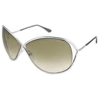 Tom Ford Women's Miranda TF0130 Oversize Sunglasses