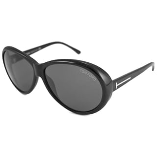 Tom Ford Women's Geraldine TF0202 Oval Sunglasses