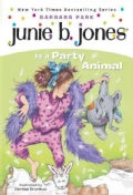 Junie B. Jones Is a Party Animal (Paperback)