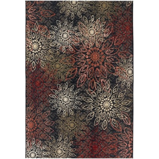 Power Loomed Dolce Amalfi/ Multi Area Rug (2'3 x 3'11)