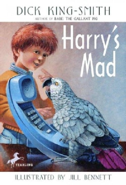 Harry's Mad (Paperback)