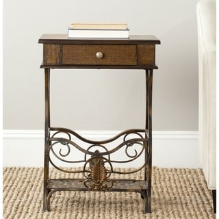 Safavieh Margaret Brown Accent Table