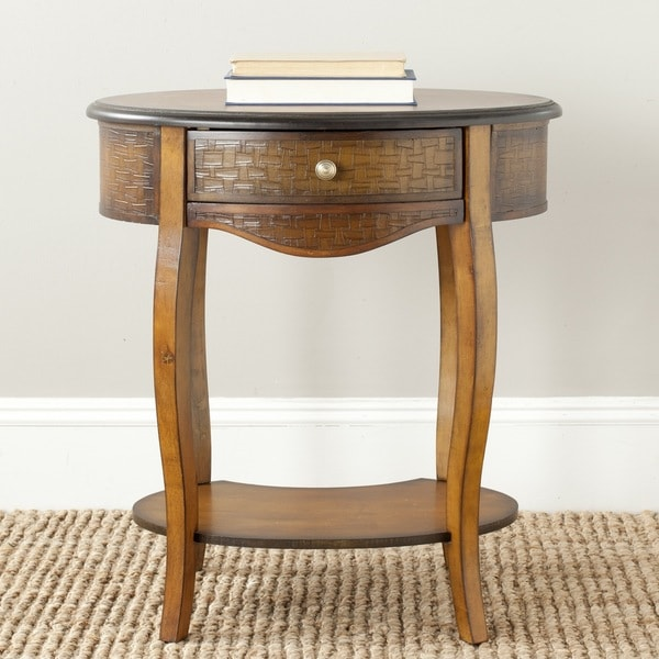 Safavieh Arthur Brown Accent Table