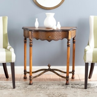 Safavieh Helen Brown Side Table
