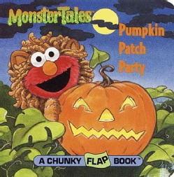 Pumpkin Patch Party: A Chunky Flap Book (Board book)