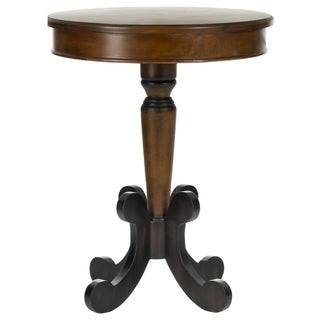 Safavieh Jennifer Dark Brown Side Table