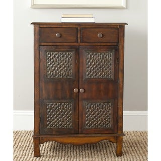 Safavieh Herbert Dark Brown Chest
