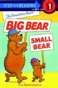 Big Bear, Small Bear (Paperback)