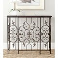 Safavieh Courtney Dark Brown Console Table