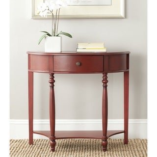 Safavieh David Dark Brown Console Table