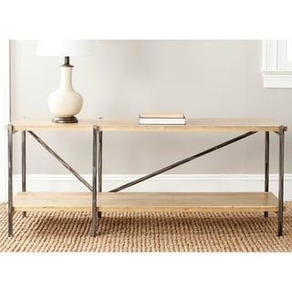 Safavieh Theodore Natural Console Table
