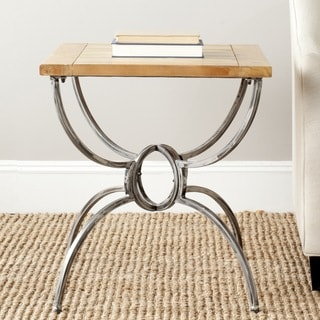 Safavieh Alvin Natural End Table