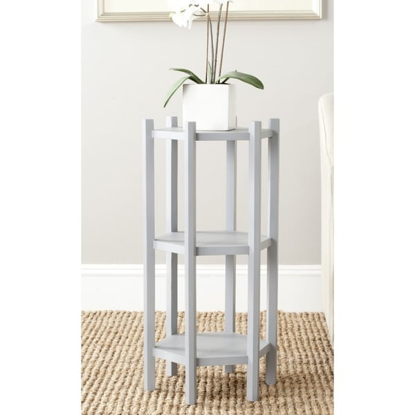 Safavieh Leonie Pearl Blue Grey Telephone Stand