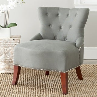 Safavieh Zachary Grey Chair