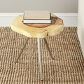 Safavieh Dorina Natural Side Table