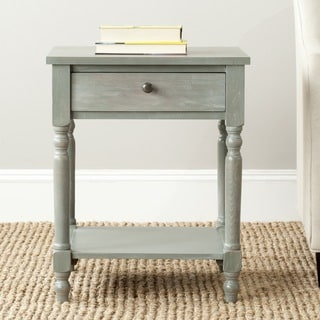 Safavieh Tami Ash Grey Night Stand