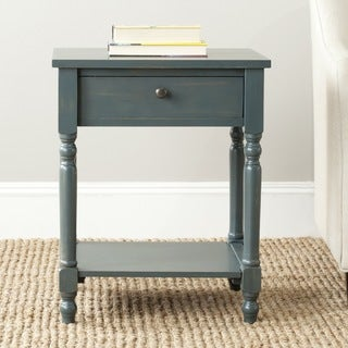 Safavieh Tami Dark Teal Night Stand